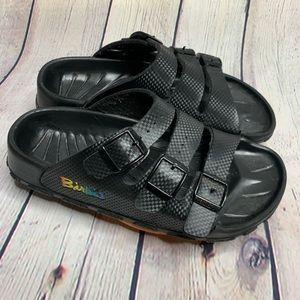 Birkenstock Multi Strap Sandals 36
